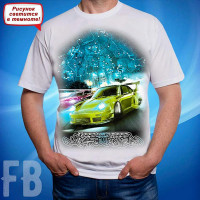 Футболка Need For Speed Most Wanted