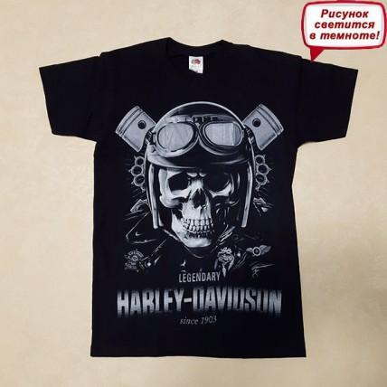 """Підліткова футболка """"Harley-Davidson"""""""