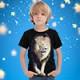 Світлонакопичувальний одяг для дітей і підлітків