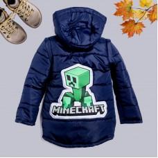 Дитяча куртка Майнкрафт