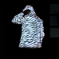 """Светоотражающая куртка-ветровка """"Полосатый тигр"""""""